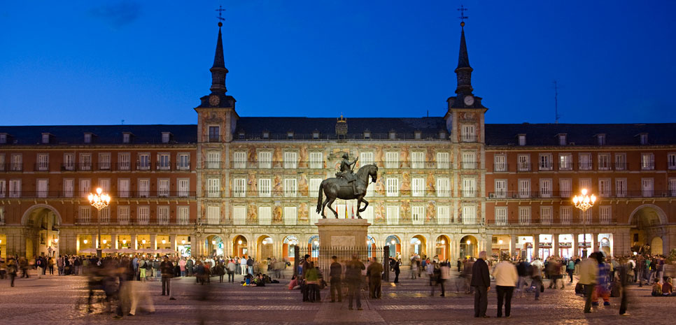 Plaza Mayor España | Blog Expañachina.es