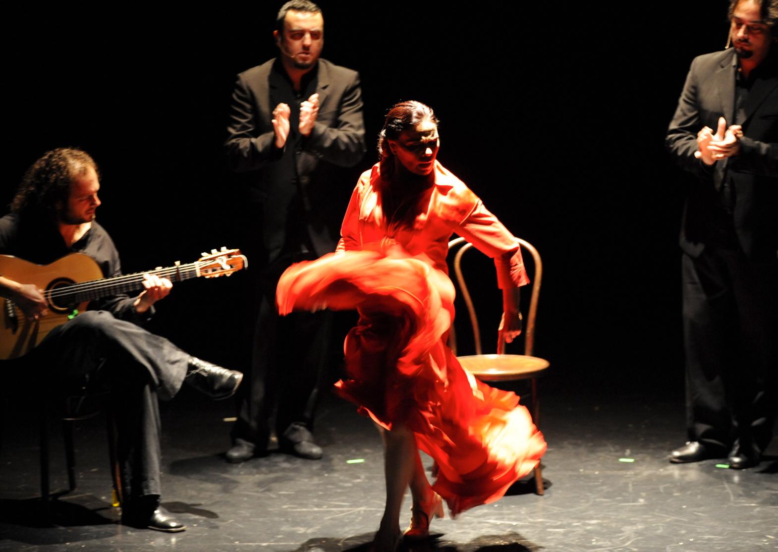 flamenco - Españachina.es