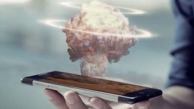 Primer Smartphone con tecnología Holográfica - Españachina.es