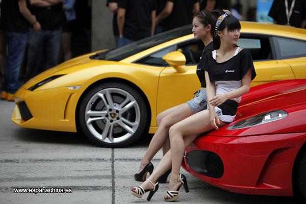 Ciudadanos chinos ricos - Blog Españachina.es