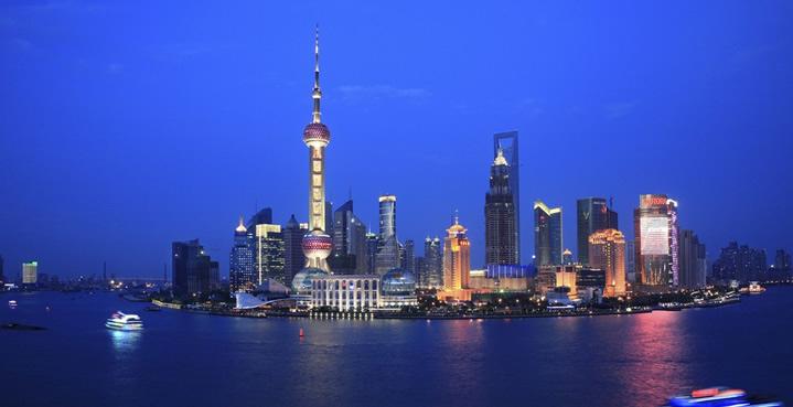 Shanghái una ciudad para ricos