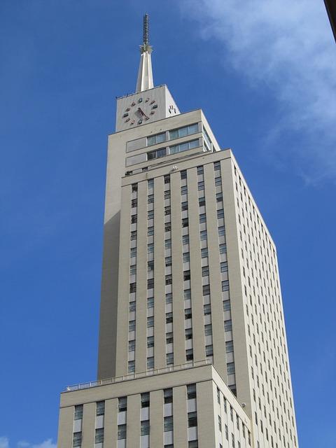 buildings-Edificio de oficinas