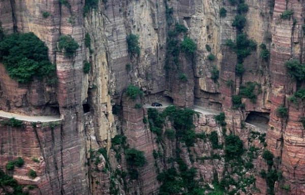 Las carreteras de Guabi