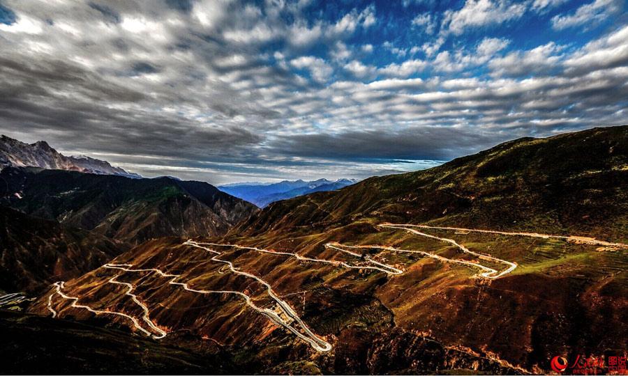 Sichuan-Tíbet Highway