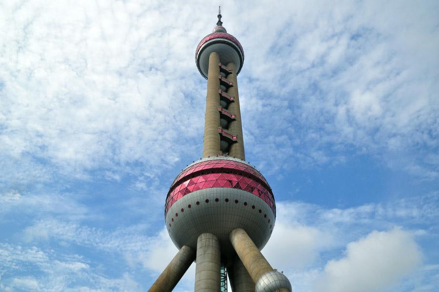 Viaje a Shanghái: Perla Oriental