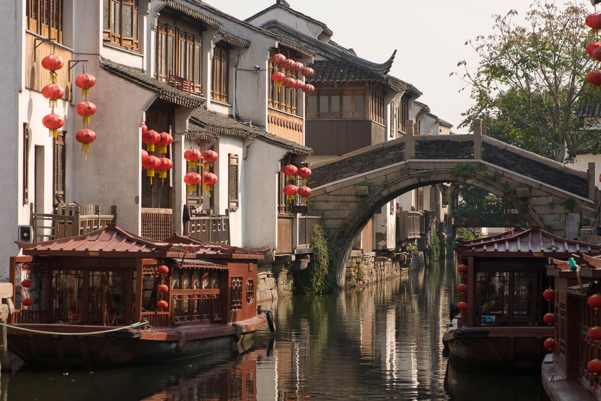 Viaje a Shanghái: Venecia China
