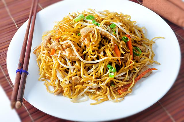 Q Comen Los Chow Chow Comida china: la que c...