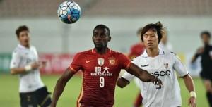 Fútbol chino: Jackson