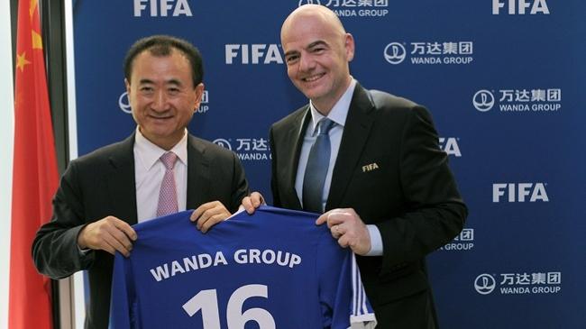 Fútbol chino: Wanda