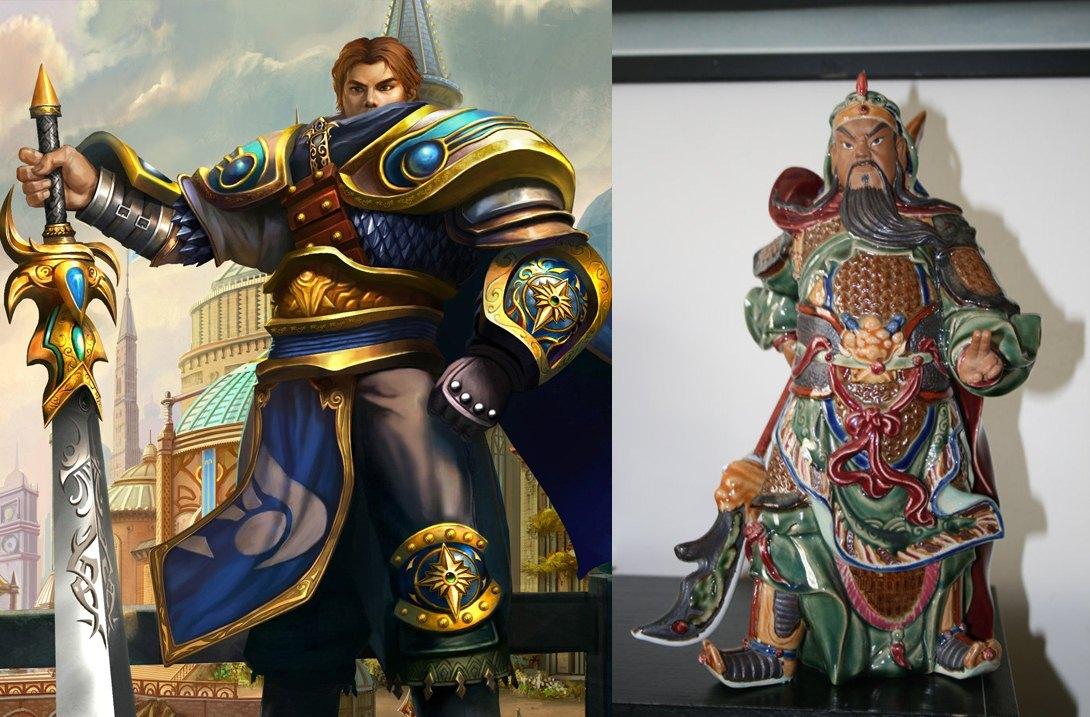 anciana china videojuego league of legends