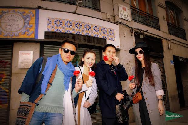 Influencers chinos
