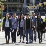 Los universitarios chinos en Barcelona se multiplican por dos