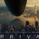 Un «error» en el cartel de la película Arrival crea polémica entre Hong Kong y China
