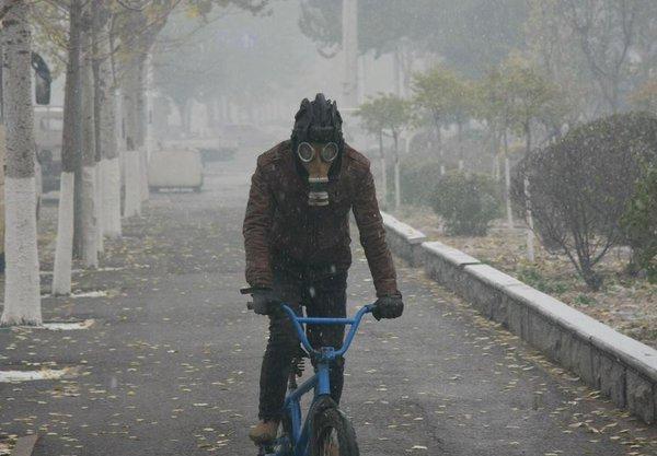 niebla toxica china