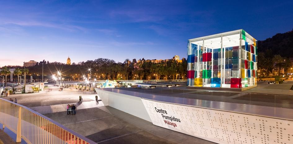 Centre Pompidou Málaga http://www.malagaturismo.com