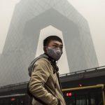 La contaminación en China empeora durante 2017