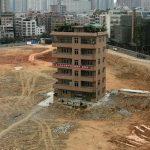 Las 11 casas clavo más impresionantes de China