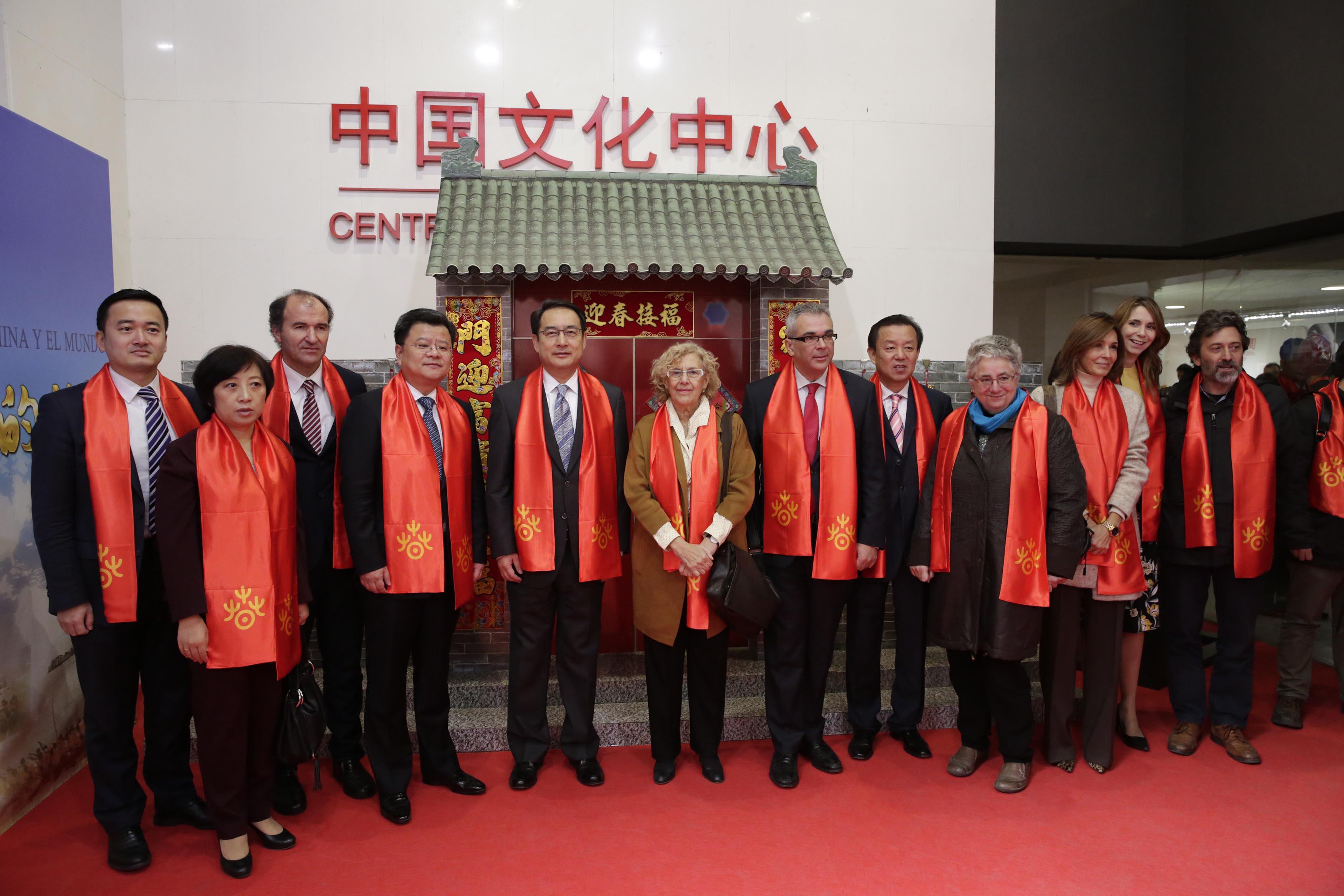 año nuevo chino en madrid
