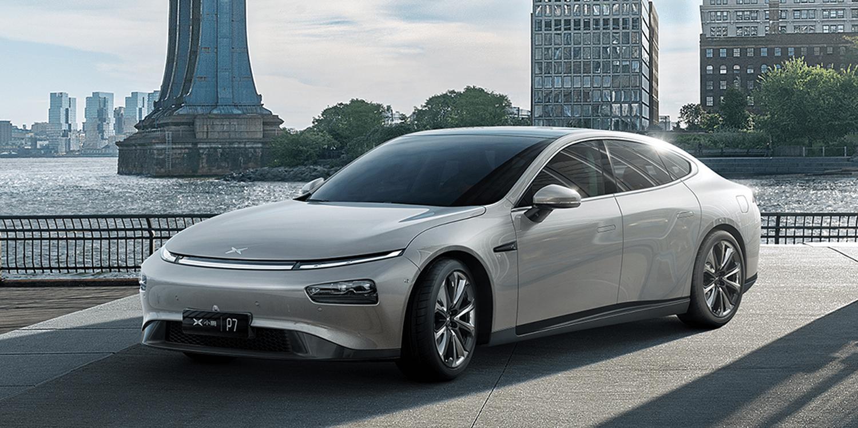 coche electrico chino