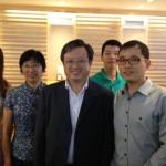 Manuel xia con Bangzhao Zhu