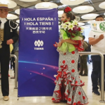Vacaciones en Madrid, los 2500 chinos opinan de España