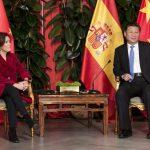 China y España estudian colaborar en proyectos conjuntos en Hispanoamérica