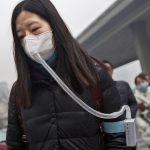 La contaminación en China paraliza al país