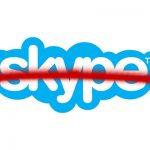 Skype en China:  Eliminada de las tiendas de aplicaciones de Apple y Android